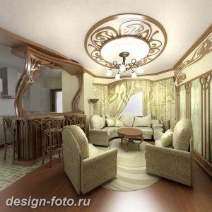 фото Стиль модерн в интерьере 21.01.2019 №016 - Art Nouveau in interior - design-foto.ru