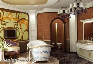 фото Стиль модерн в интерьере 21.01.2019 №051 - Art Nouveau in interior - design-foto.ru