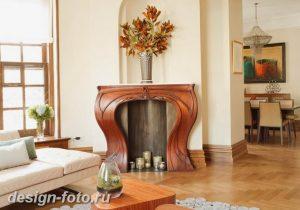фото Стиль модерн в интерьере 21.01.2019 №052 - Art Nouveau in interior - design-foto.ru