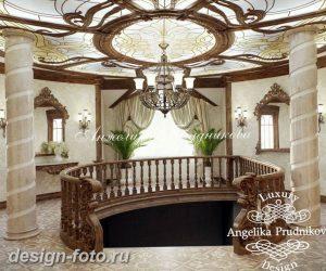 фото Стиль модерн в интерьере 21.01.2019 №053 - Art Nouveau in interior - design-foto.ru