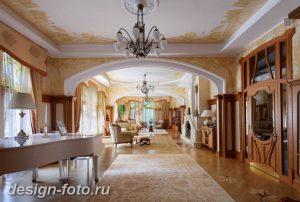 фото Стиль модерн в интерьере 21.01.2019 №094 - Art Nouveau in interior - design-foto.ru