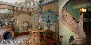 фото Стиль модерн в интерьере 21.01.2019 №107 - Art Nouveau in interior - design-foto.ru