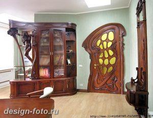 фото Стиль модерн в интерьере 21.01.2019 №108 - Art Nouveau in interior - design-foto.ru