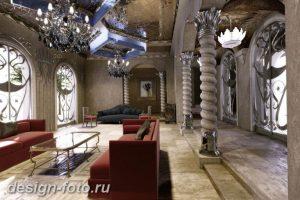 фото Стиль модерн в интерьере 21.01.2019 №115 - Art Nouveau in interior - design-foto.ru