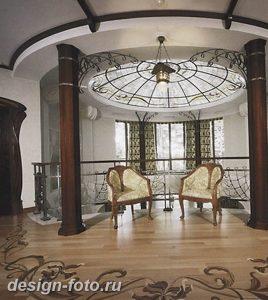 фото Стиль модерн в интерьере 21.01.2019 №127 - Art Nouveau in interior - design-foto.ru
