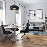 Фото Красивые интерьеры 16.10.2018 №003 - Beautiful interiors of apartmen - design-foto.ru