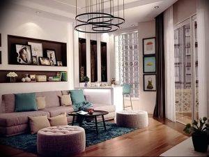 Фото Красивые интерьеры 16.10.2018 №130 - Beautiful interiors of apartmen - design-foto.ru