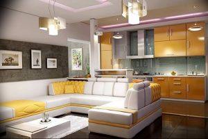 Фото Красивые интерьеры 16.10.2018 №165 - Beautiful interiors of apartmen - design-foto.ru