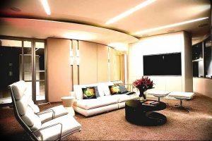 Фото Красивые интерьеры 16.10.2018 №177 - Beautiful interiors of apartmen - design-foto.ru