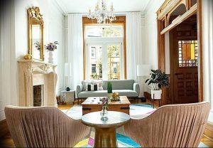 Фото Красивые интерьеры 16.10.2018 №232 - Beautiful interiors of apartmen - design-foto.ru