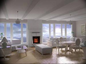 Фото Красивые интерьеры 16.10.2018 №274 - Beautiful interiors of apartmen - design-foto.ru