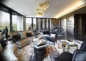 Фото Красивые интерьеры 16.10.2018 №298 - Beautiful interiors of apartmen - design-foto.ru