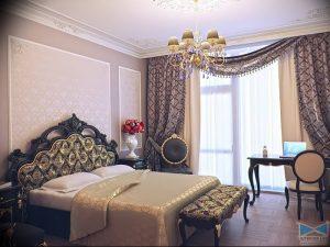 Фото Красивые интерьеры 16.10.2018 №300 - Beautiful interiors of apartmen - design-foto.ru