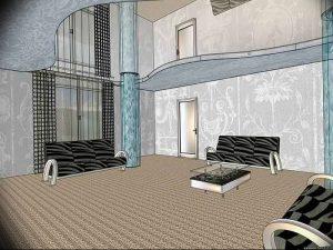 Фото Красивые интерьеры 16.10.2018 №326 - Beautiful interiors of apartmen - design-foto.ru