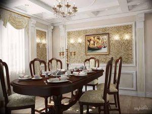 Фото Красивые интерьеры 16.10.2018 №338 - Beautiful interiors of apartmen - design-foto.ru