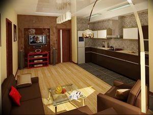 Фото Красивые интерьеры 16.10.2018 №355 - Beautiful interiors of apartmen - design-foto.ru