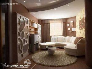 Фото Красивые интерьеры 16.10.2018 №367 - Beautiful interiors of apartmen - design-foto.ru