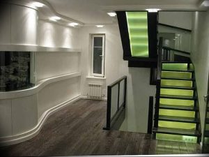 Фото Красивые интерьеры 16.10.2018 №395 - Beautiful interiors of apartmen - design-foto.ru
