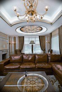 Фото Красивые интерьеры 16.10.2018 №425 - Beautiful interiors of apartmen - design-foto.ru