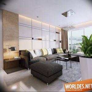 Фото Красивые интерьеры 16.10.2018 №449 - Beautiful interiors of apartmen - design-foto.ru