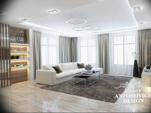 Фото Красивые интерьеры 16.10.2018 №454 - Beautiful interiors of apartmen - design-foto.ru