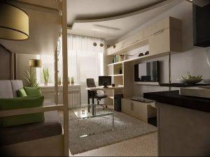 Фото Красивые интерьеры 16.10.2018 №459 - Beautiful interiors of apartmen - design-foto.ru