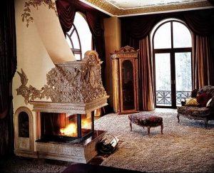 Фото Красивые интерьеры 16.10.2018 №466 - Beautiful interiors of apartmen - design-foto.ru