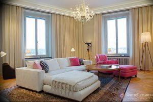 Фото Красивые интерьеры 16.10.2018 №482 - Beautiful interiors of apartmen - design-foto.ru