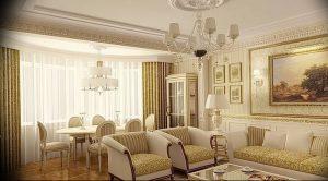 Фото Красивые интерьеры 16.10.2018 №503 - Beautiful interiors of apartmen - design-foto.ru