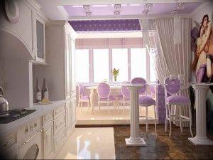 Фото Красивые интерьеры 16.10.2018 №506 - Beautiful interiors of apartmen - design-foto.ru