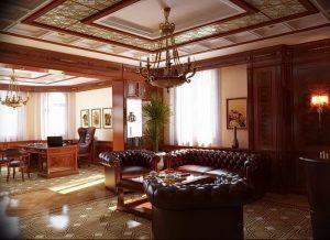 Фото Красивые интерьеры 16.10.2018 №514 - Beautiful interiors of apartmen - design-foto.ru