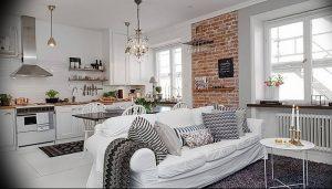 Фото Красивые интерьеры 16.10.2018 №541 - Beautiful interiors of apartmen - design-foto.ru