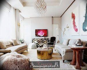 Фото Красивые интерьеры 16.10.2018 №551 - Beautiful interiors of apartmen - design-foto.ru