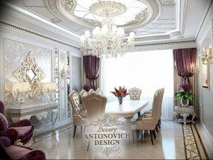 Фото Красивые интерьеры 16.10.2018 №552 - Beautiful interiors of apartmen - design-foto.ru