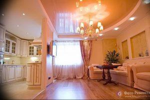 Фото Красивые интерьеры 16.10.2018 №553 - Beautiful interiors of apartmen - design-foto.ru