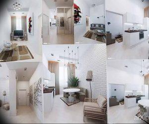 Фото Красивые интерьеры 16.10.2018 №565 - Beautiful interiors of apartmen - design-foto.ru