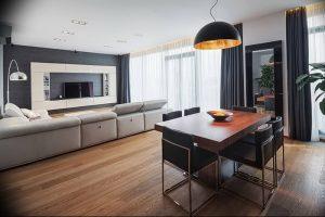 Фото Красивые интерьеры 16.10.2018 №592 - Beautiful interiors of apartmen - design-foto.ru