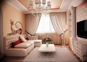 Фото Красивые интерьеры 16.10.2018 №593 - Beautiful interiors of apartmen - design-foto.ru