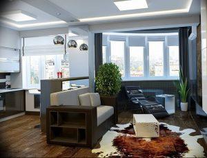 Фото Красивые интерьеры 16.10.2018 №603 - Beautiful interiors of apartmen - design-foto.ru