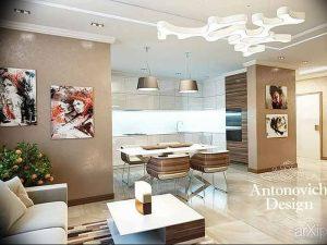 Фото Красивые интерьеры 16.10.2018 №610 - Beautiful interiors of apartmen - design-foto.ru