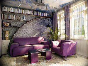 Фото Красивые интерьеры 16.10.2018 №613 - Beautiful interiors of apartmen - design-foto.ru