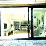 Фото Двери в интерьере квартиры 10.11.2018 №013 - Doors in the interior - design-foto.ru