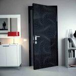 Фото Двери в интерьере квартиры 10.11.2018 №016 - Doors in the interior - design-foto.ru