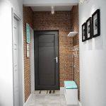 Фото Двери в интерьере квартиры 10.11.2018 №033 - Doors in the interior - design-foto.ru