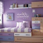Фото Интерьер комнаты для девушки 24.11.2018 №071 - room for a girl - design-foto.ru
