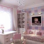 Фото Интерьер комнаты для девушки 24.11.2018 №236 - room for a girl - design-foto.ru
