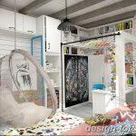 Фото Интерьер комнаты для девушки 24.11.2018 №455 - room for a girl - design-foto.ru