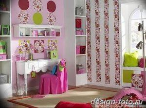 Фото Интерьер комнаты для девушки 24.11.2018 №702 - room for a girl - design-foto.ru