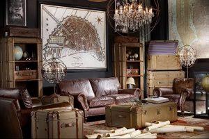 Фото Стили мебели в интерьере 09.11.2018 №317 - Styles of furniture - design-foto.ru