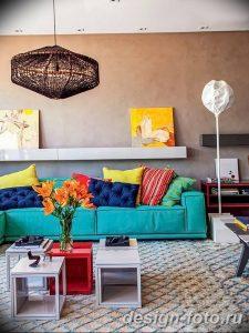 Фото Яркий стиль в интерьере 10.11.2018 №021 - Bright style in the interior - design-foto.ru